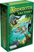 Каркассон Амазонка настольная игра