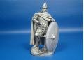 Дакийский воин, II век до н.э. Оловянная миниатюра