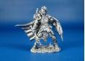 Хенрик злой воин оловянная миниатюра