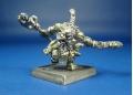 Военачальник дварфов Логан оловянная миниатюра