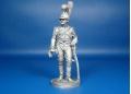 Рядовой 1-й роты (Милан) Почётной королевской гвардии. Италия 1811-1812 год, оловянная миниатюра