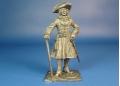 Штаб-офицер Преображенского полка, 1698-1700 года. Россия.