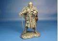 Викинг Ярл , IX-X век. Оловянная миниатюра