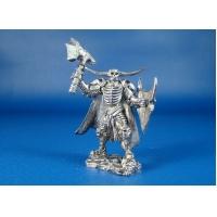 Рыцарь смерти оловянная миниатюра