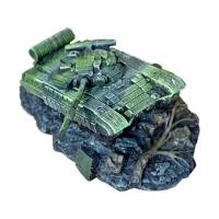 Танк Т - 64Б (Б) из гипса
