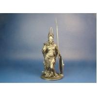 Валькирия оловянная миниатюра