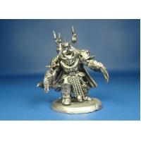 Лорд Космодесанта Хаоса с когтями оловянная миниатюра из Warhammer