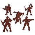 Набор солдатиков Отряд Родезия