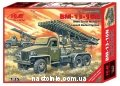 Советская многоразовая ракетная система БМ 13-16Н