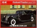 Автомобиль советского руководства Модель 1936 c пасажирами