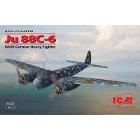 Самолет Ju 88С-6, Германский тяжелый истребитель Великой Отечественной войны