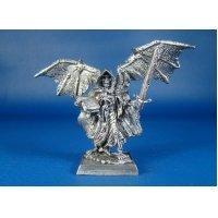 Ангел смерти оловянная миниатюра