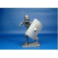 Гладиатор Провокатор 1 век до н.э. Оловянная миниатюра