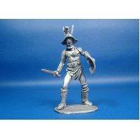 Гладиатор-Самнит, оловянная миниатюра
