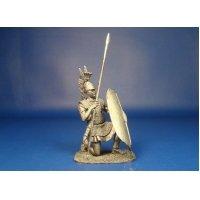Легионер-триарий 265-146 год до н.э. Оловянная миниатюра