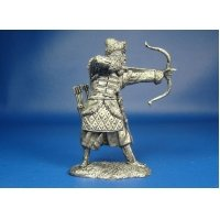 Лучник поместного войска, XVI - XVII веков