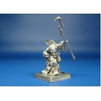 Некромант Джос Гебблер оловянная миниатюра