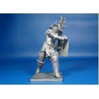 Римский гладиатор-фракиец оловянная миниатюра