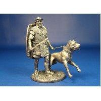 Римский Легионер с Боевым Псом, XX Легион «Победоносный Валериев» 43 год н.э.
