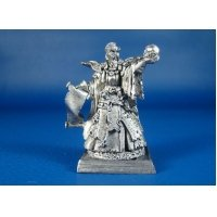 Темный колдун Каллус оловянная миниатюра