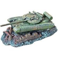 Танк Т-64БМ «Булат» (Б) из гипса