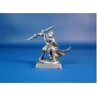 Эльф следопыт Баэлдринахар оловянная миниатюра для игры Pathfinder и Dungeons & Dragons