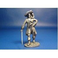 Пиратский капитан Гектор Барбосса