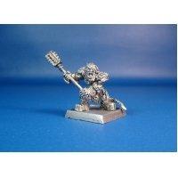 Темный дварф Тунганир оловянная миниатюра для игры Pathfinder и Dungeons & Dragons