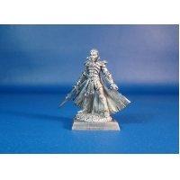 Вампир Габриэль «Темная кровь» оловянная миниатюра для игры Pathfinder и Dungeons & Dragons