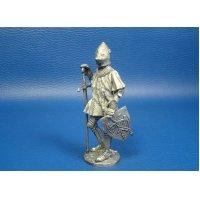 Рыцарь Бертран дю Геклен, 1380 год