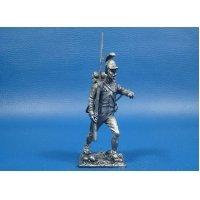 Австрийский унтер-офицер Германского полка Наполеоновской Армии, 1812 год