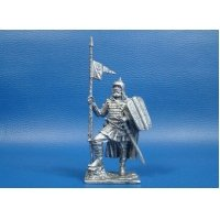 Конный воин, Русь XIV век
