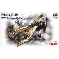 Немецкий истребитель Pfalz E IV