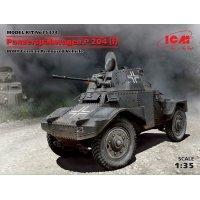Немецкий бронеавтомобиль Panzerspahwagen P 204 (f)