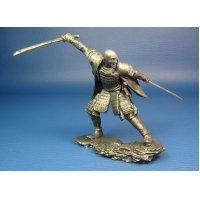 Самурай 1600 год оловянная миниатюра