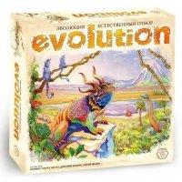 Эволюция. Естественный отбор настольная игра