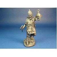 Кельтский воин, Латенского периода, оловянная миниатюра