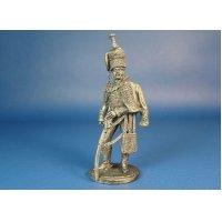 Офицер 15-го лёгкого драгунского (гусарского) полка Короля. Великобритания, 1808-13 года