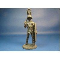 Римский гладиатор Мурмиллон I век до н.э.