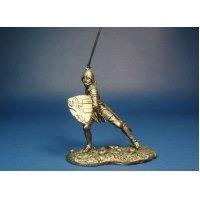 Средневековый английский воин, XV в.