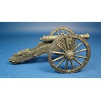 6-фунтовая пушка пешей и конной артиллерии, Россия 1-я четверть IX века