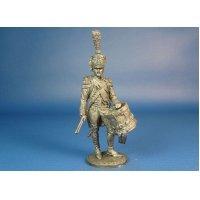 Барабанщик гренадерской роты 57-го линейного полка. Франция, 1809-1812 года