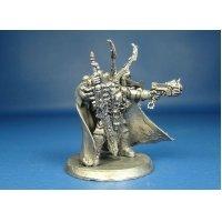Лорд Хаоса Крэгон Беспощадный оловянная миниатюра из Warhammer