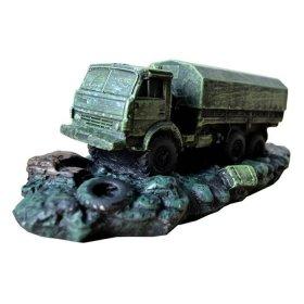 КамАЗ - 4310 из гипса