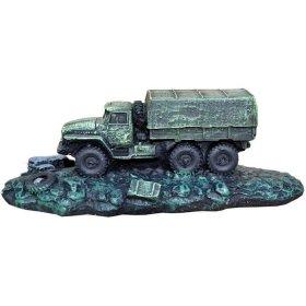 Урал - 4320 (Б) из гипса