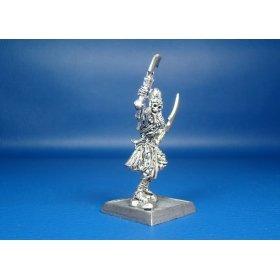Мумия Хадат оловянная миниатюра для игры Pathfinder и Dungeons & Dragons