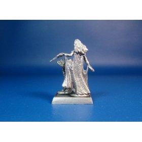 Некромантка Тэя оловянная миниатюра