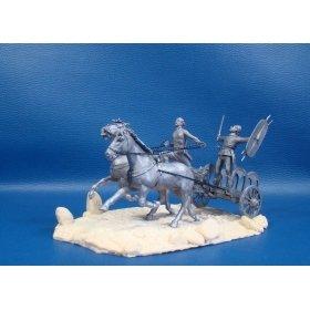 Боевая колесница Британских Кельтов, I век до н.э.