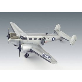 Пассажирский самолет  C 45F UC 45F  ВВС США ІІ МВ 6