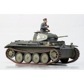 Немецкий лёгкий танк Pz.Kpfw.II Ausf.D 1